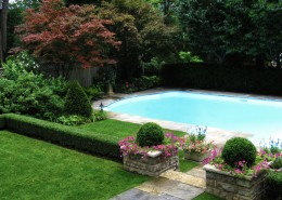 Summer - Pool Landscaping